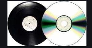 vinyls and cds